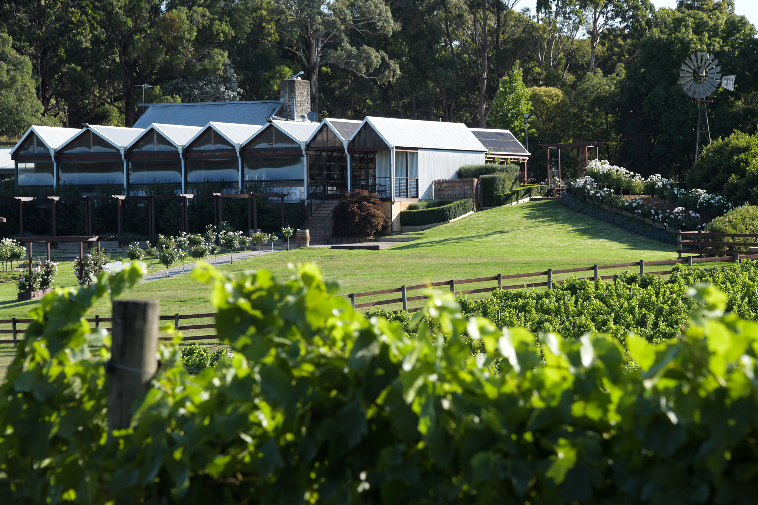 Yarra Ranges Estate Wedding Venue situated in the Yarra Valley