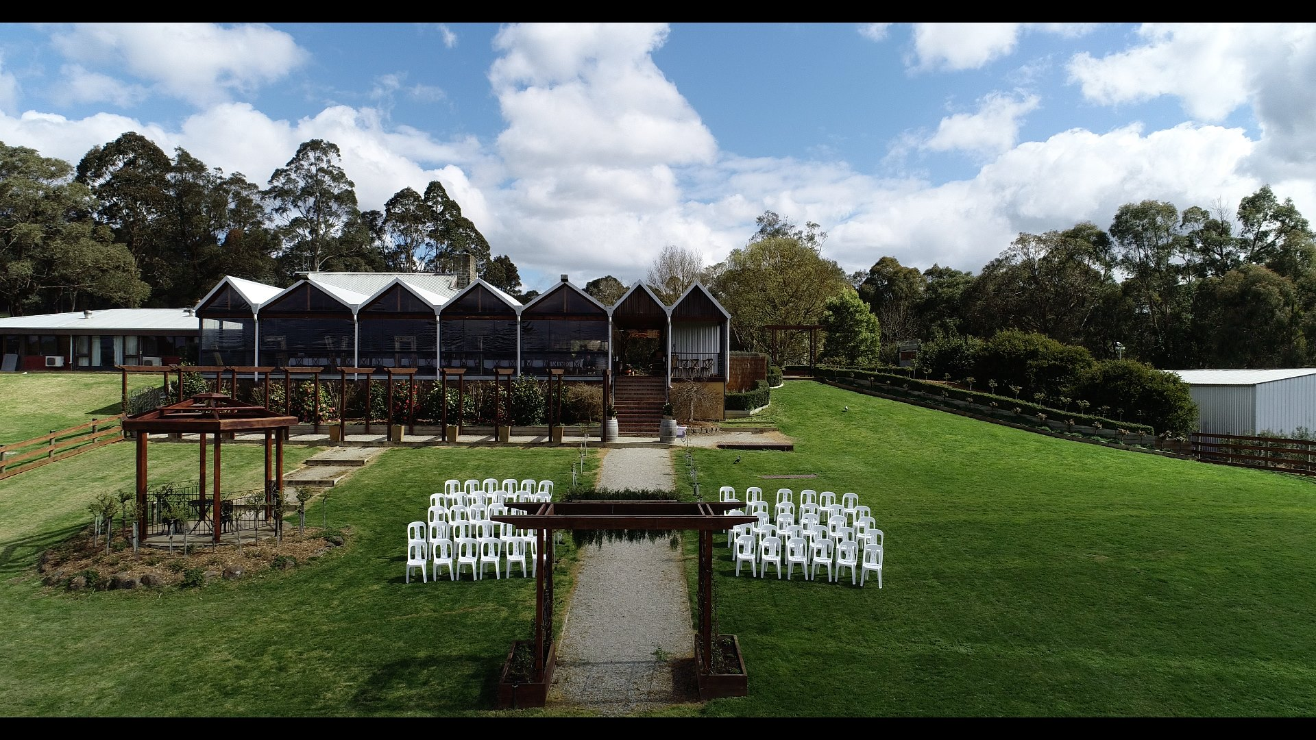Wedding Reception in the Yarra Valley