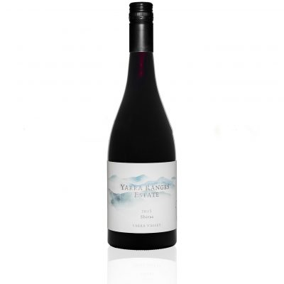 Yarra Ranges Estate 2015 Shiraz wine bottle